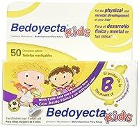 Bedoyecta Children's Chewables, 50 Count by Bedoyecta
