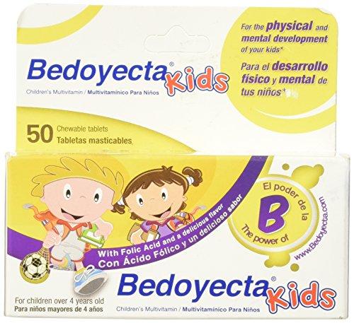 Bedoyecta Children's Chewables, 50 Count