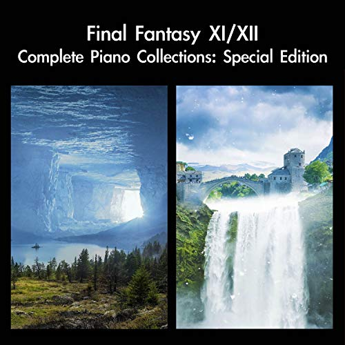 Wings of the Goddess: Piano Collections Version (From 'Final Fantasy XI') [For Piano Solo]