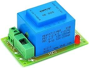 Electronics-Salon Primary 230VAC, Secondary 24VAC, 5VA Power Transformer Module, D-1005/M, AC24V