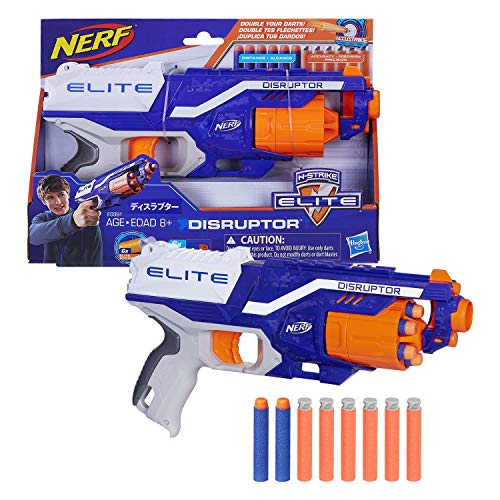 Nerf N-Strike Elite Accustrike Disruptor Blaster (Multi Color)