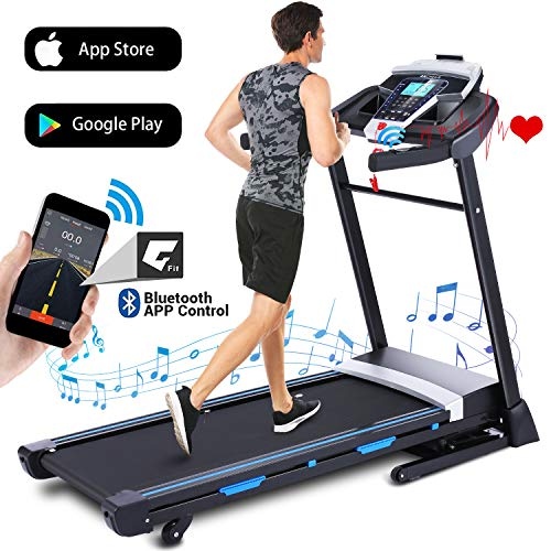 ANCHEER 3.25HP Automatic Incline Treadmill