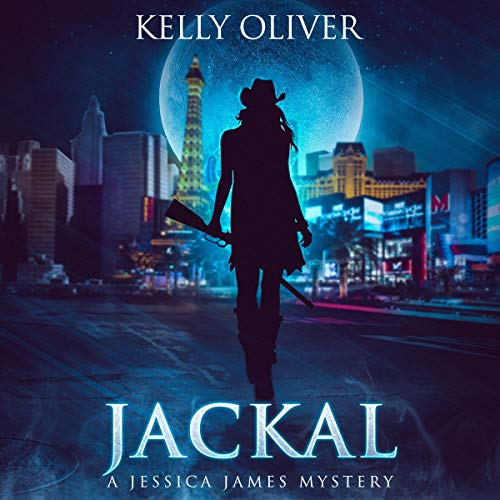 JACKAL: A Jessica James Mystery audiobook cover art