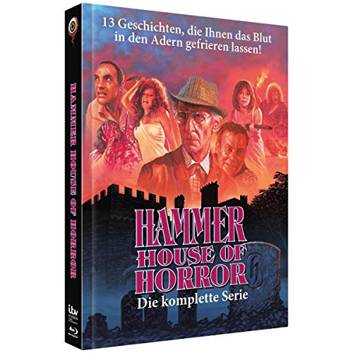 Hammer House of Horror - Die komplette Serie (3-Disc Limited Collector\'s Mediabook Edition Nr. 22) [Blu-ray]