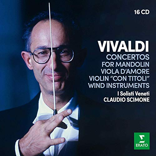 Vivaldi: Concertos for Mandolin,...