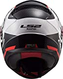 Zoom IMG-2 ls2 casco de moto ff353