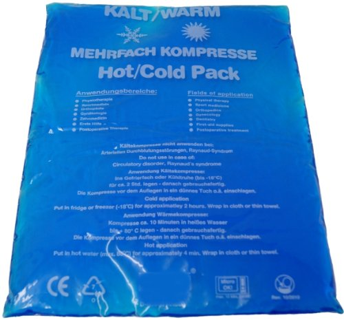 Kalt Warm Kompresse (30x40 cm) - Kompressen Kompresse Coolpack Kühlkissen