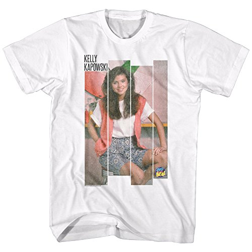 Saved by The Bell 80s Kelly Kapowski T-shirt for Men