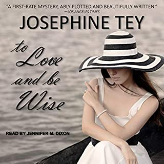 To Love and Be Wise audiobook cover art