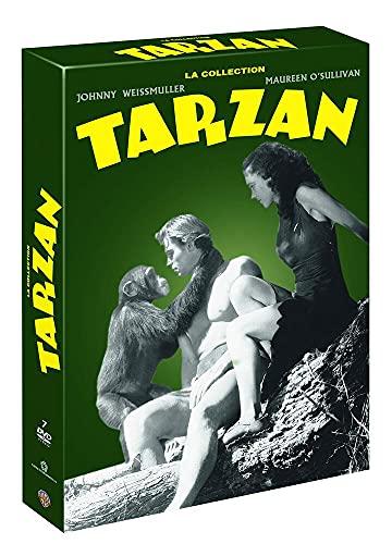 La Collection Tarzan-Johnny Weissmuller