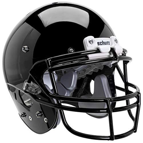 Schutt Sports Varsity AiR XP Pro VTD II Football Helmet(Faceguard Not Included), Black, Small