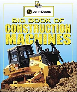John Deere: Big Book of Construction Machines