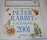 ピーターラビット カレンダー PETER RABBIT ビアトリクス ポター