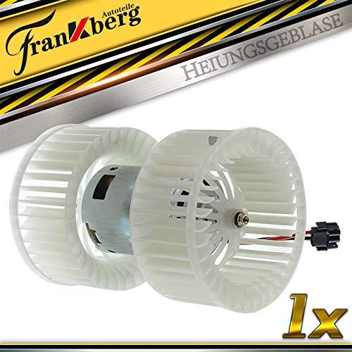 64118372797, Soffiatore di riscaldamento per abitacolo, motore per 3ER E46, climatizzatore automatico 1998-2007