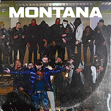 Montana (feat. Slitta, Flipp, AK, Vision, Stacks, Hardpalm & Ace)