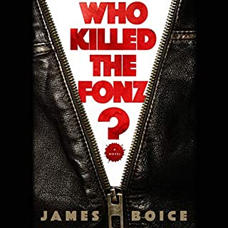 Who Killed the Fonz? cover art