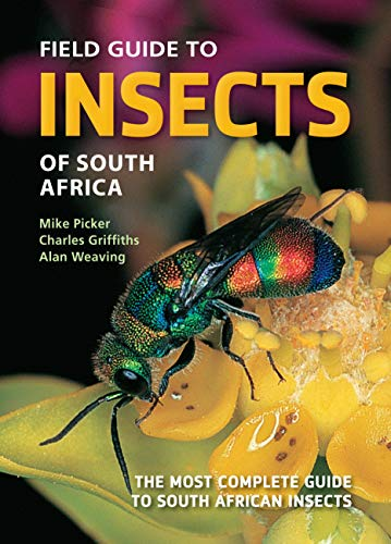 Picker, M: Field Guide to Insects of South Africa (Struik Nature Field Guides)