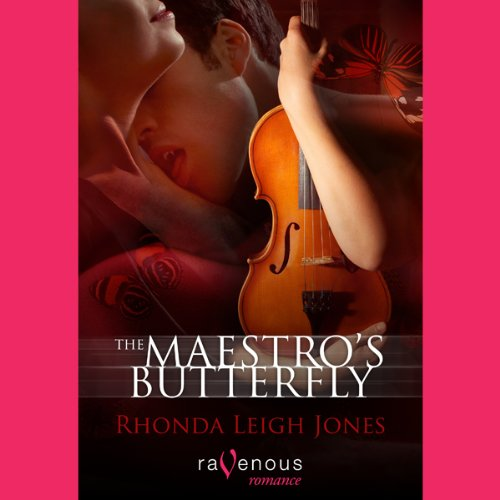 Maestro's Butterfly audiobook cover art