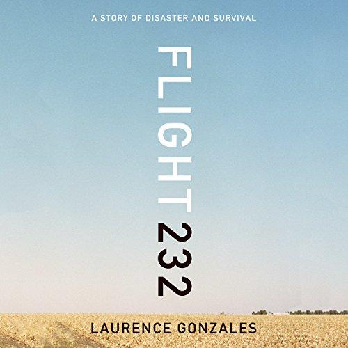 Flight 232 cover art