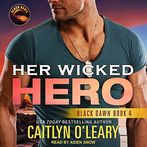 Her Wicked Hero audiobook cover art