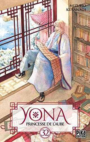 Yona, Princesse de l'Aube T32