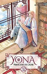 Yona, Princesse de l'Aube, tome 32 par Mizuho