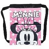 Saquito mochila de Minnie Mouse