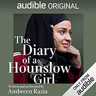 The Diary of a Hounslow Girl cover art