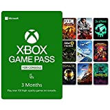 Xbox Game Pass - 3 Month Membership - Xbox One [Digital...