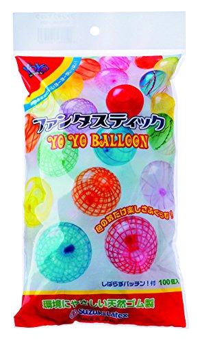 Fantastic yo-yo, patching with 100 input (japan import) by Suzuki