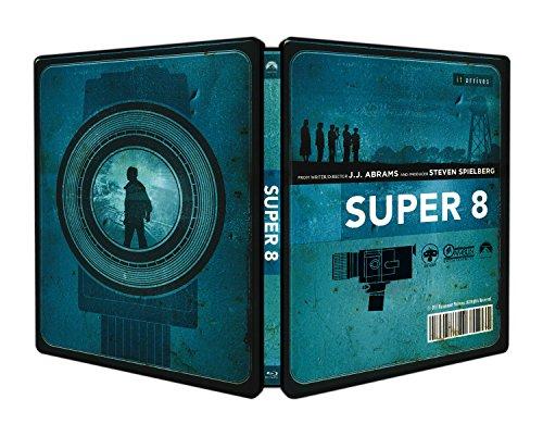 Super 8 (Steelbook-Edizione Limitata) (Blu-Ray + DVD) [Italia] [Blu-ray]