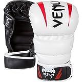"Venum ""Elite MMA Gloves, White, Large/X-Large"