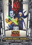 2017 Star Wars 40th Anniversary Card #18 Star Wars Rebels - Season 3