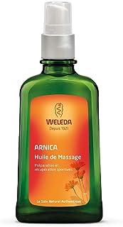 WELEDA Huile de massage à l'arnica 100Ml -