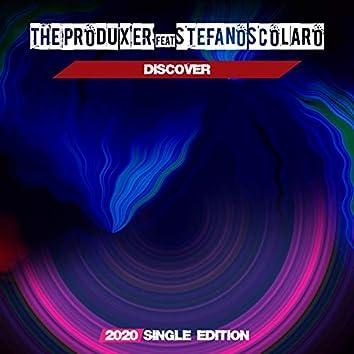 Discover (feat. Stefano Scolaro) [2020 Short Radio]