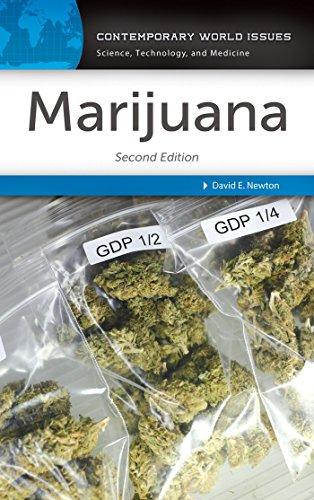 Marijuana: A Reference Handbook, 2nd Edition (Contemporary World Issues) (English Edition)