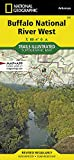 Buffalo National River West (National Geographic Trails Illustrated Map (232))
