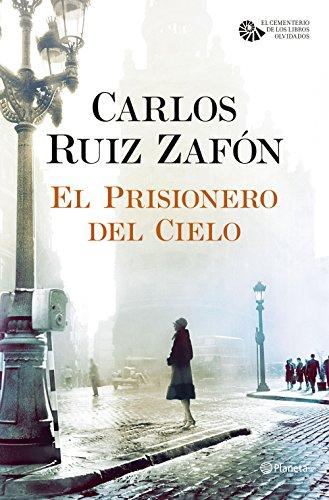 El Prisionero del Cielo (Carlos Ruiz Zafón)