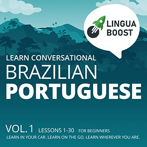 『Learn Conversational Brazilian Portuguese』のカバーアート