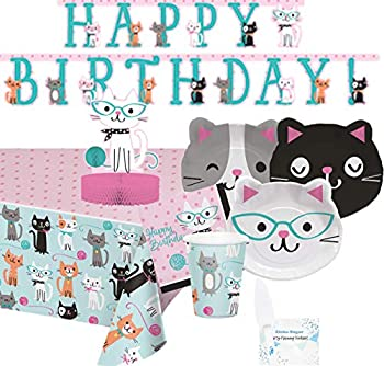 Best kitty birthday party supplies Reviews