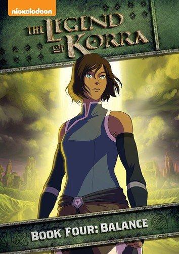 Legend of Korra: Book Four: Balance [Importado]