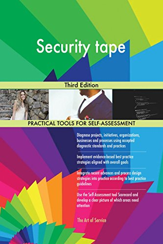 Security tape Third Edition (English Edition)