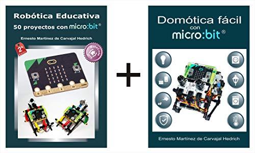 Pack micro:bit Robótica y Domótica 15% Dto