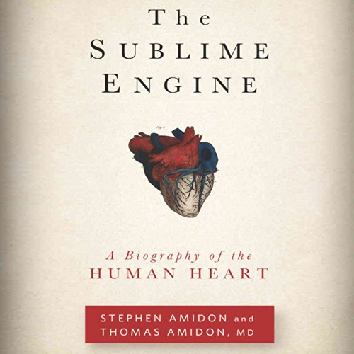 The Sublime Engine audiobook cover art