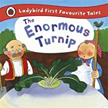 The Enormous Turnip (First Favourite Tales)