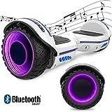 "GeekMe Elektro Scooter Self-Balance Scooter 6.5"" - Bluetooth Lautsprecher - 700W Dual Motor"