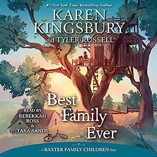 Best Family Ever audiobook cover art