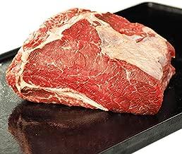 ミートガイ グラスフェッドビーフ リブロースブロック (約800g) 牧草牛ブロック肉 オージービーフ ステーキ ローストビーフ Grass-fed Beef Rib Eye Block (800g)