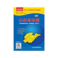 Shandong Province Map (1:720000 map series of new provincial People s Republic of) [paperback]