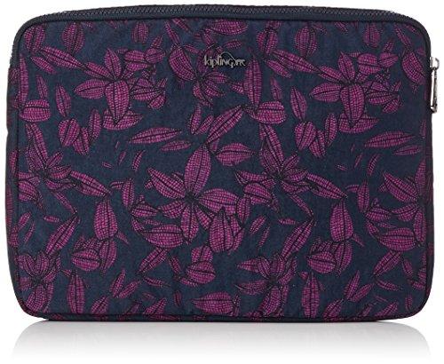 """Kipling - LAPTOP COVER 13 - FUNDA DE PORTÁTIL DE 13"""" - Orchid Bloom - (Multi color)"""
